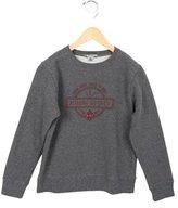 Bonpoint Boys' Graphic Pullover Sweatshirt