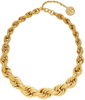Ben-Amun Chunky Rope Chain Necklace