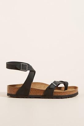 Birkenstock Yara Sandals By in Black Size 38