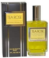 Tea Rose by Perfumer's Workshop Eau de Toilette Women's Spray Perfume - 4 fl oz