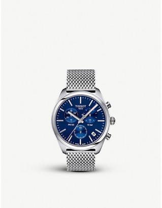 Tissot T101.417.11.041.00 PR100 stainless steel watch