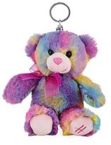 Harrods Rainbow Bear Keyring