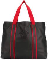 Versace perforated Medusa tote bag