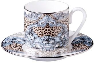 Roberto Cavalli 2 Palazzo Pitti Coffee Cups & Saucers