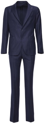 Tagliatore Single Breast Wool Suit