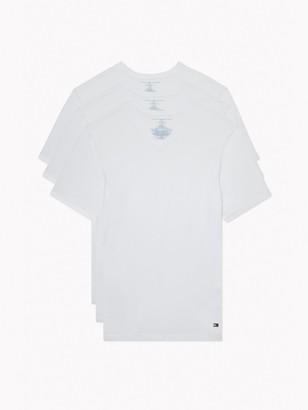 Tommy Hilfiger Cotton Classics V-Neck Undershirt 3PK