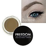 Freedom Makeup Eyebrow Definition Brow Pomade Blonde by Freedom Makeup London