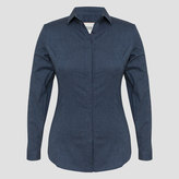 Thomas Pink Stella Stretch Chambray Shirt