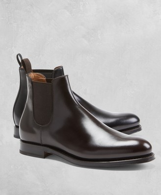 Brooks Brothers Golden Fleece Chelsea Boots