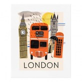 Rifle Paper Co. Rifle Paper London Poster - 28x35cm