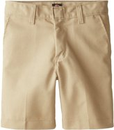 Dickies Big Boys' Flat Front School Uniform Short