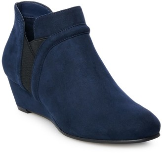 Croft & Barrow Abril Women's Ankle Boots