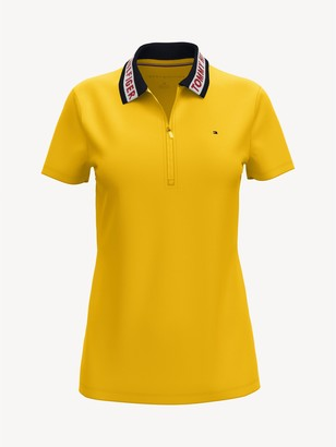 Tommy Hilfiger Essential Zip Polo