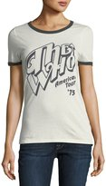 Junk Food Clothing The Who Graphic Tee
