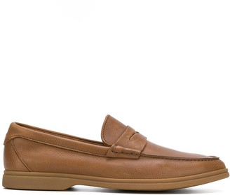 Brunello Cucinelli Penny slip-on loafers