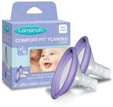 Lansinoh 2-Pack Large ComfortFitTM Flanges