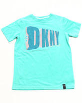 DKNY city v-neck tee (8-20)