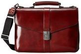Bosca Flapover Brief Briefcase Bags