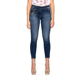 Elisabetta Franchi Celyn B. Elisabetta Franchi Jeans Elisabetta Franchi Slim Jeans With Chain