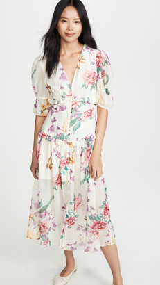 Keepsake About Us Midi Dress
