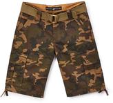Beverly Hills Polo Club Green Camo Shorts - Toddler & Boys
