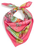 Salvatore Ferragamo Women's Foulards Silk Scarf
