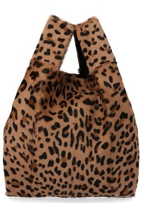 Simonetta Ravizza Animalier Printed Tote Bag