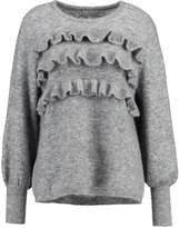 InWear Jumper new light grey melange