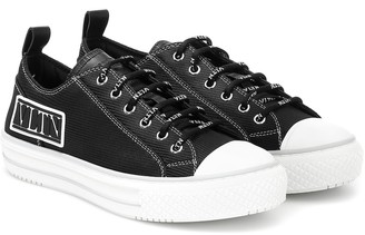 Valentino Giggies canvas sneakers