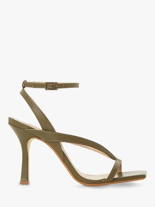Dune Monterey Leather Strappy Sandals