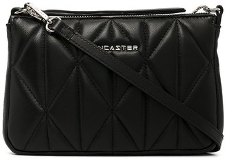 Lancaster Parisienne quilted crossbody bag