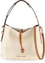 Marc Jacobs Pebbled Leather Hobo Bag