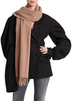 Thumbnail for your product : Acne Studios Wool Fringe Scarf