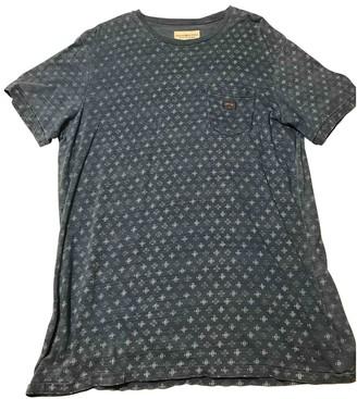 Denim & Supply Ralph Lauren Blue Cotton T-shirts