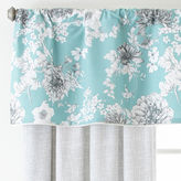 JCP HOME JCPenney Home Pencil Floral Rod-Pocket Curtain Panel