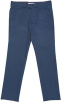 Marie Chantal BoysFormal Cotton Suit Pant - Navy