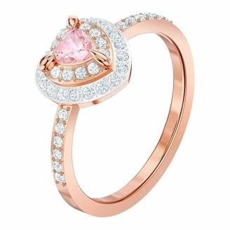Swarovski Women Stainless Steel Ring 5470692