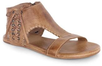 Bed Stu Leather Side Zip Sandals - Nina