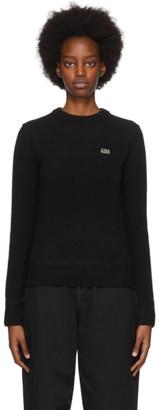 Ader Error Black Teit Knit Sweater