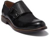 Vintage Foundry Luther Wingtip Monk Strap Shoe
