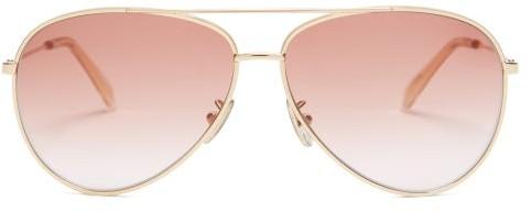11e576db0 Celine Aviator Sunglasses - ShopStyle