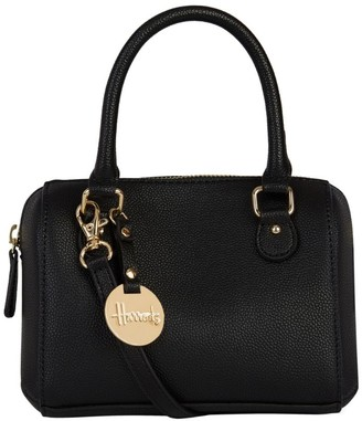 Harrods Mini Barrel Bag