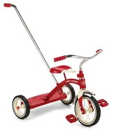 Radio Flyer Classic Tricycle with Push Handle - Red