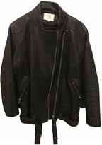 IRO Fall Winter 2018 Black Leather Leather jackets