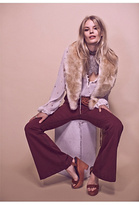 Free People Womens HIGHLAND HR FLARE