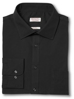 Merona Men's Big & Tall Non-Iron Regular Fit Dress Shirt