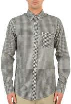 Ben Sherman Long Sleeve 1 Pocket Check Shirt