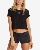 Billabong Juniors' Lace-Up Denim Shorts
