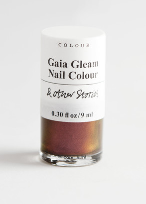 And other stories Gaia Gleam Nail Polish