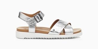 UGG Zoie Metallic Sandal
